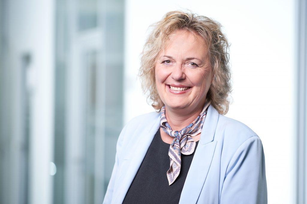 Niederlassungsleiterin Ingrid Krüttner